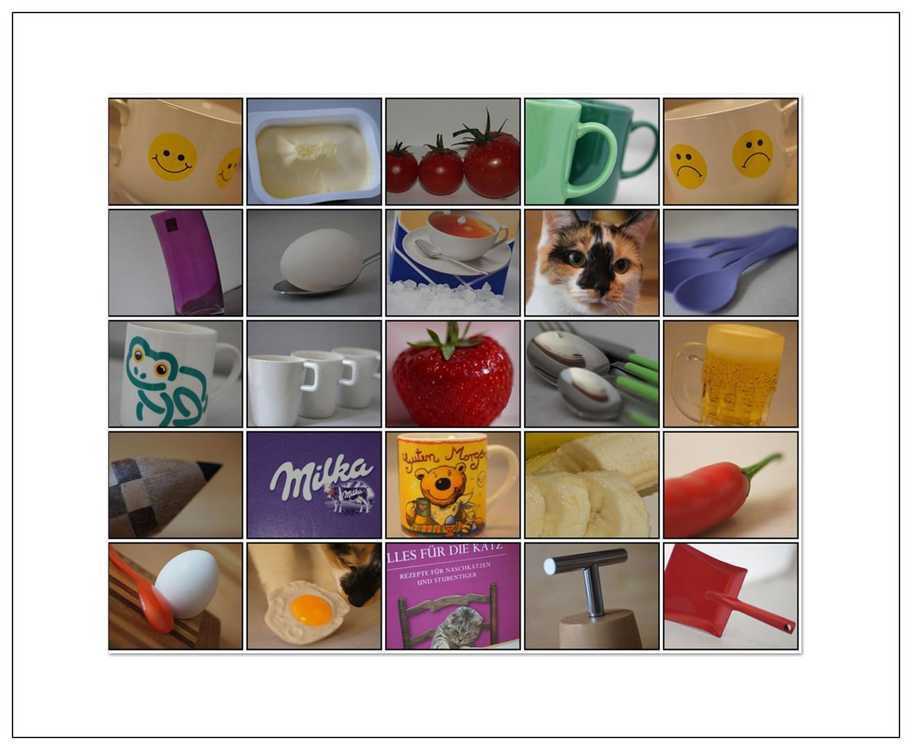 Küchenreste die zweite