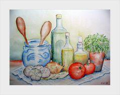 Küchenstilleben III