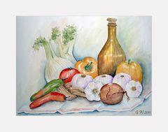 Küchenstillleben II