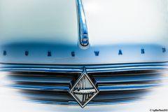 Kühlerfigur des Borgward Isabella Cabriolet D 1960