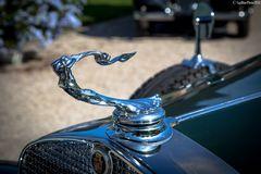 Kühlerfigur des Cadillac 355 A Fleetwood USA 1931