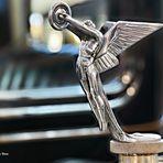Kühlerfigur eines Isotta Fraschini