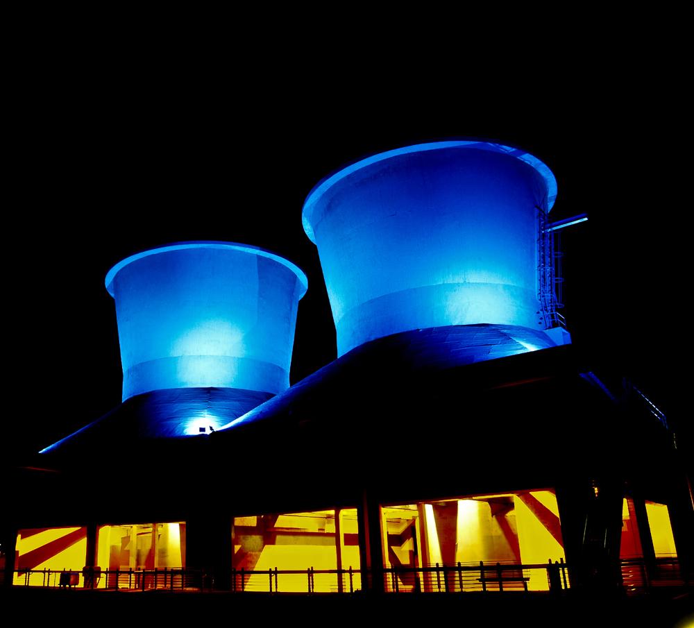 Kühltürme Jahrhunderthalle Bochum