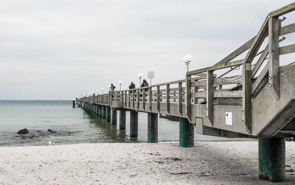 Kühlungsborn - Seebrücke