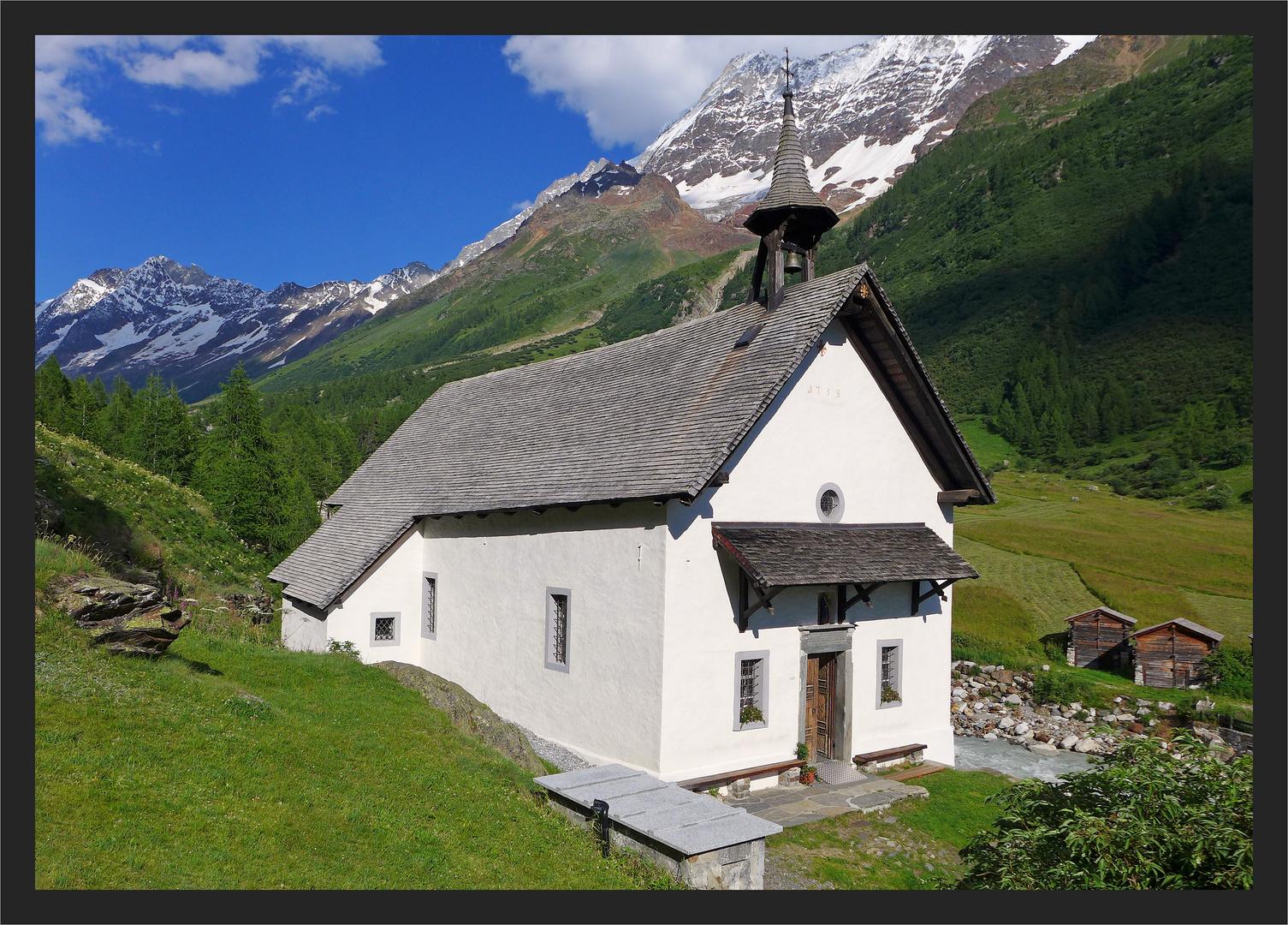 Kühmatt Kapelle