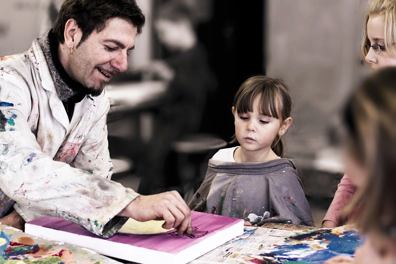Künstler unter sich oder wenn Arbeit zur Leidenschaft wird