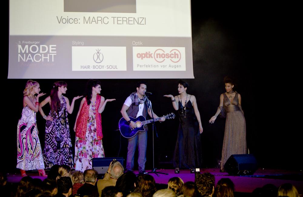 Küsse für Marc Terenzi