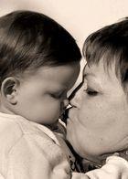 Küssen... kann man nicht alleine !!!