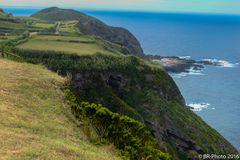 Küste am Miradouro da Ponta do Escalvado.