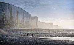 Küste bei Ault, Pas de Calais