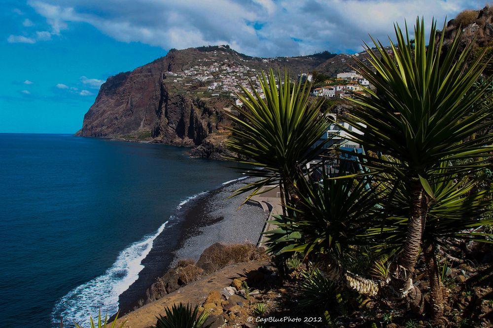 Küste bei Camara de Lobos