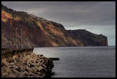 Küste bei Funchal