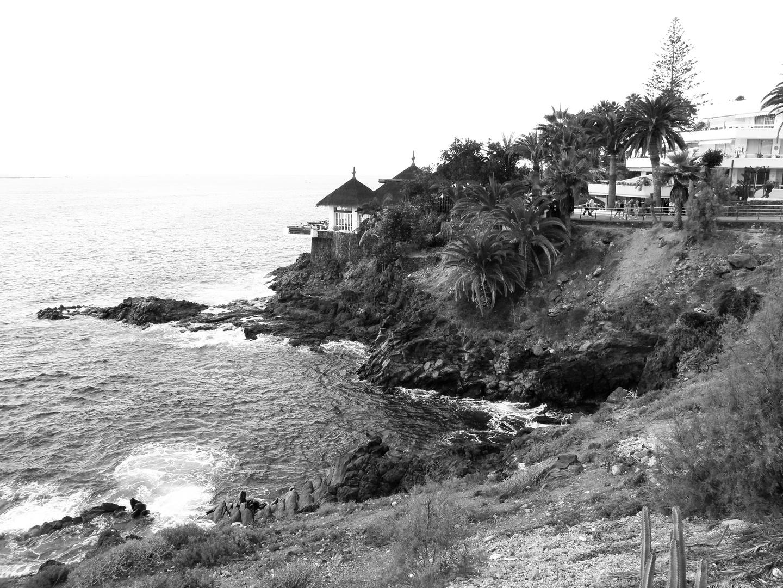 Küste bei Playa de las Américas (Teneriffa)