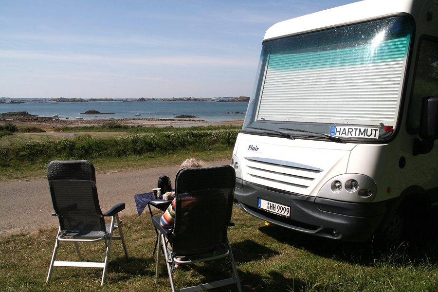Küste bei Pointe de l`Arcouest (6)