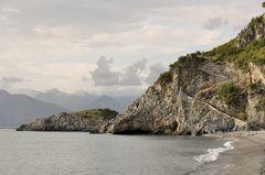 Küste bei S. Nicola Arcella
