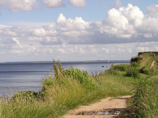 Küste bei Schönhagen an der Ostsee