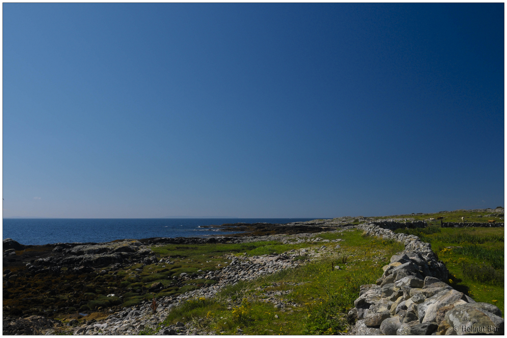 Küste bei Spiddal