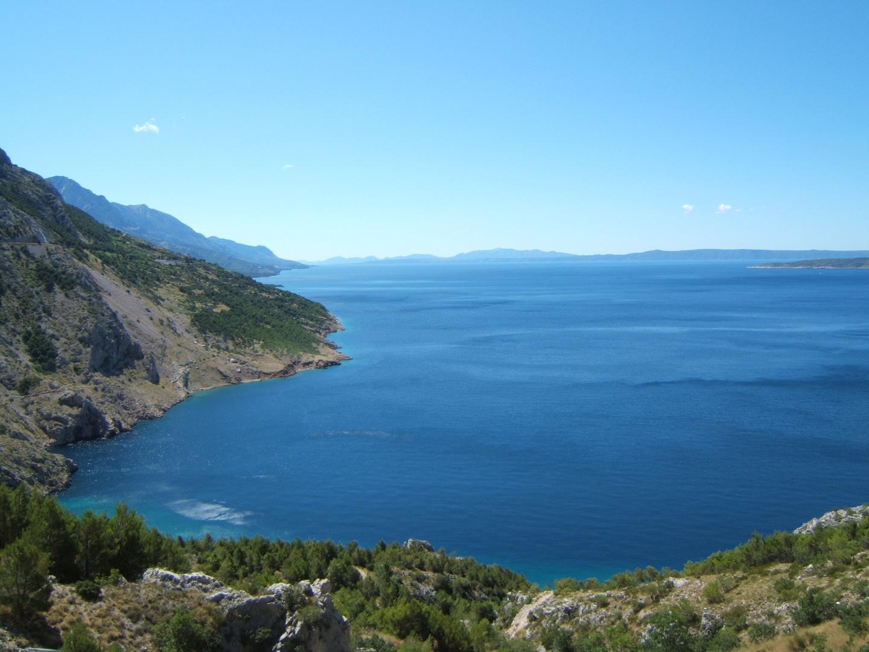 Küste Dalmatien