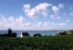 Küste in der Bretagne