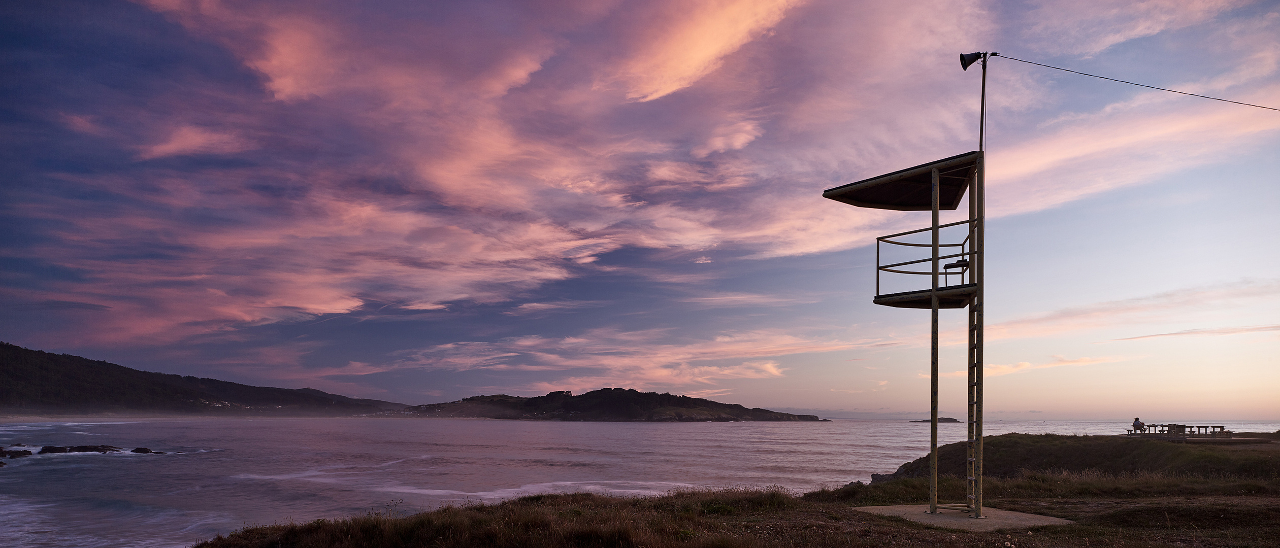 Küste nahe Ferrol - Spanien