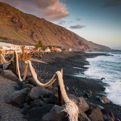 Küste von El Remo - La Palma