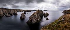 Küstenlandschaft *