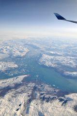 Küstenlandschaft Grönlands
