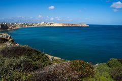Küstenlandschaft von Beliche