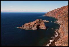 Küstenlandschaft von La Palma