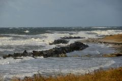 Küstenschutz hat bald voll zutun