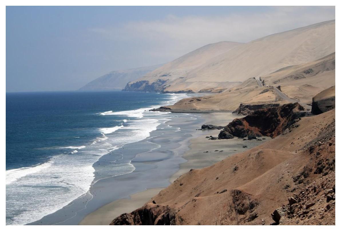 Küstenwüste