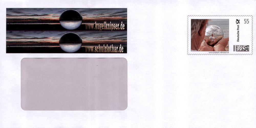 Kugelknipser - Briefmarke