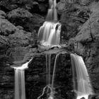 Kuhfluchtwasserfälle bei Farchant