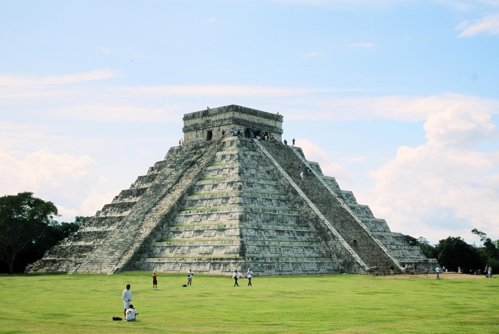 Kukulcán Pyramide _1