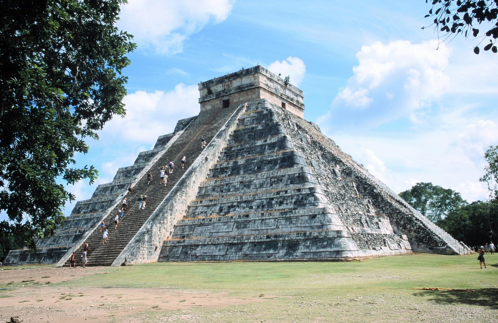 Kukulcán-Pyramide