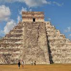 Kukulkan Pyramide
