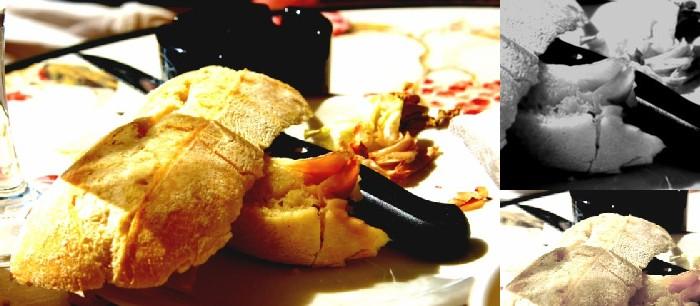 kulinarische überresten...