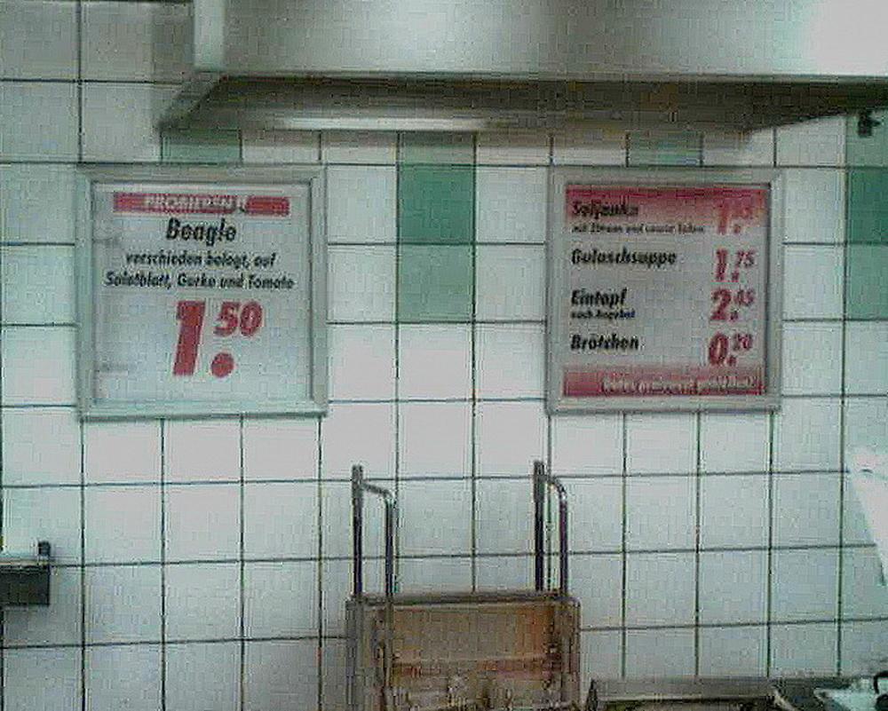 Kulinarischer Osten