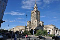 Kultur Palast Warschau
