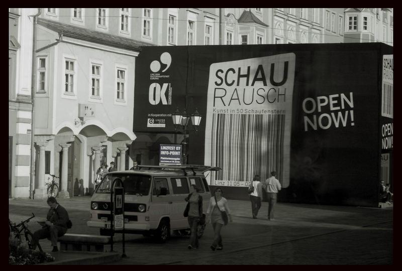 Kulturhauptstadt Linz