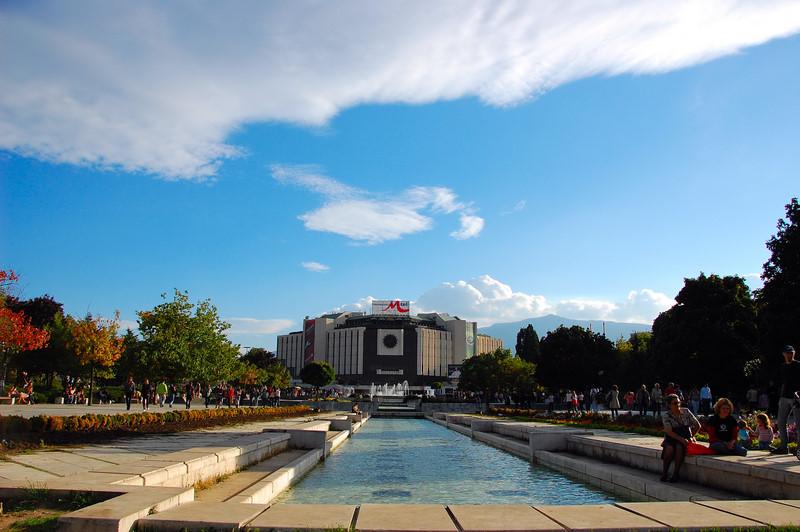 Kulturzentrum , Sofia