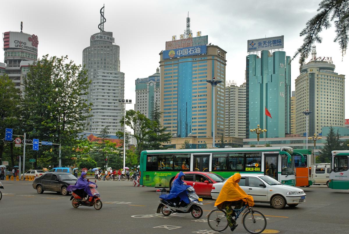 Kunming Dongfeng Road