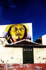 Kunst am Bau in Puerto de la Cruz