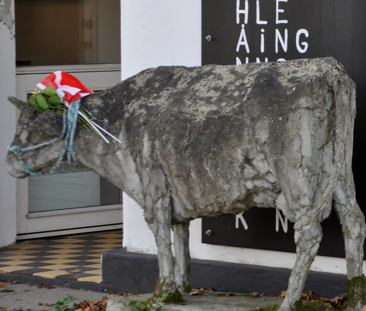 Kunst an der Kuh