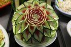 Kunst an der Melone