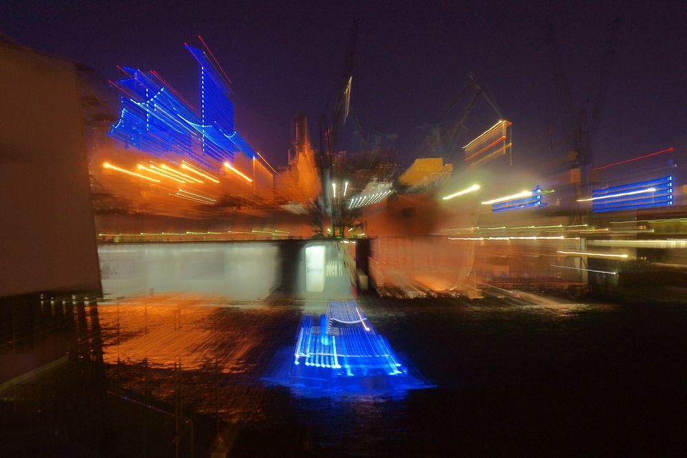 Kunst im Hafen