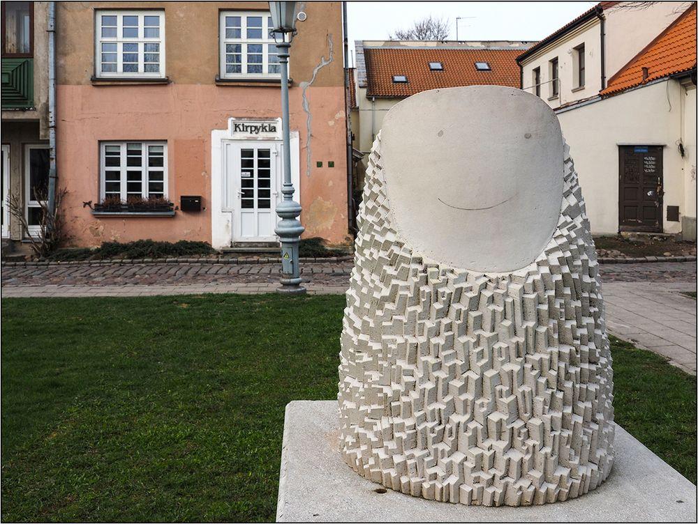 Kunst im öffentlichen Raum.