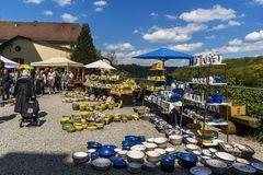 Kunst- und Keramikmarkt Schloss Beuggen-15