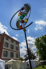 Kunst- und Keramikmarkt Schloss Beuggen