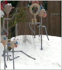 Kunst(im)Schnee